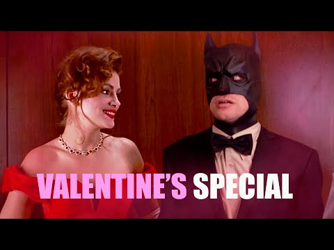 Valentine s Special Batman in Romantic Movies