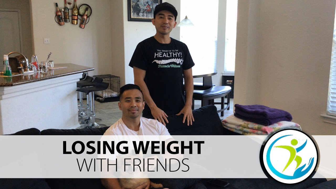 Hacking Your Health: How to Lose Weight With Your Friends