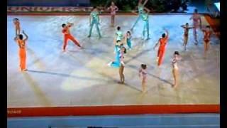 Уникално Акробатично Изпълнение!!!