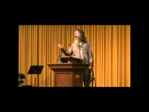 Duck Dynasty's Phil Robertson Speaking