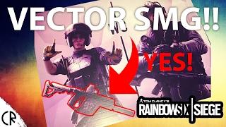 Vector!! - Velvet Shell - Rainbow Six Siege - News