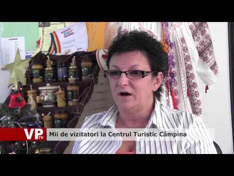 Mii de vizitatori la Centrul Turistic Câmpina