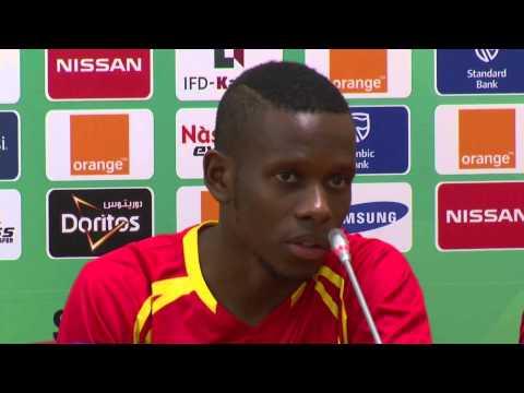 Guinée – Conférence de presse (23/01)