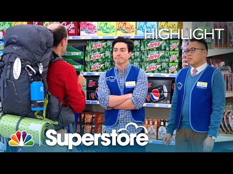 Superstore - Mateo and Jonah Play Good Cop, Bad Cop (Episode Highlight)