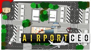 Airport CEO - Ep.14 : Bus & Drop-Off Zone!