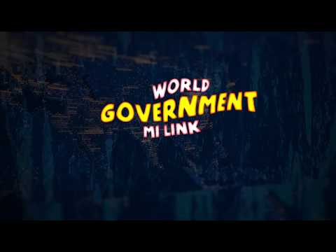 Vybz Kartel - World Government (Official Lyric Video) | Prod. Shabdon Records