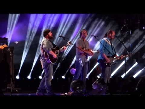 2013-06-06, Zac Brown Band , CMA Fest, Goodbye In Her Eyes