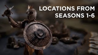 """Whereas in my last video, I simply listed the all locations based on their first appearance in the show, I tried to present the locations in most natural way possible for my Season 6 update. I asked myself, if every location appeared in one title sequence, what would it look like? Since not all the locations appear with each other on the actual show, I had to decide how to format the order. On the show, the sequence always starts at King's Landing in Westeros and moves north to the Wall, then turns to Essos and travels from north to south (if Dorne appears, it goes back to Westeros at the end). I followed this rule as best I could, but in some places bended it to benefit the flow of the transitions. In addition, I removed all the credits I could by overlaying footage from different episodes. This took an enormous amount of time, but I was very pleased with the final product. Finally, to achieve the feel of an actual credits sequence, I kept the HBO intro at the beginning and the show's title at the end, and used Ramin Djawadi's track """"Lord of Light"""" from the Season 6 soundtrack as the background music.I would feel amiss if I did not thank the creators of this sequence, who have worked on it since the show's beginning at Elastic, a company that specializes in main title sequences. Creative director Angus Wall, art director Robert Feng, animator Kirk Shintani, and designer Hameed Shaukat deservedly won the Primetime Emmy Award for Outstanding Main Title Design in 2011. If you haven't seen it yet, I'd recommend checking out the behind-the-scenes feature from the Season 1 Blu-ray called """"Creating the Show Open."""" It chronicles the creation of the sequence while the creators at Elastic explain their creative process. In making this video, I tried to honor their vision. I have so much respect for them and their work, and could not have made this without them!Thank you to everyone for watching (and for reading this long description)! I hope you enjoyed watching this as much"""