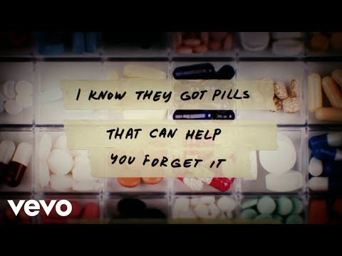 K.Flay - High Enough (Lyric Video) (видео)