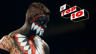 Top 10 Raw Moments  Wwe Top 10  Aug  15  2016