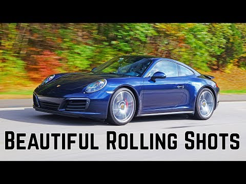 How to take beautiful rolling shots of your car - Photography