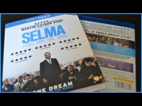 Selma (UK) Blu-ray Unboxing