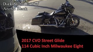 3. 2017 CVO Street Glide (FLHXSE) First Ride & Review │Harley Davidson 114 CI Milwaukee Eight Engine