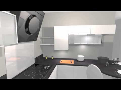 Vido cuisine 3D CB DESIGN
