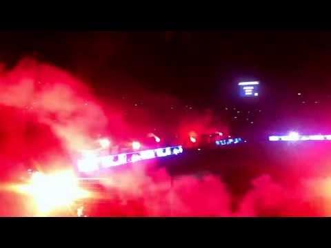 """ALIANZA LIMA """"LA NOCHE DE LA MAGIA BLANQUIAZUL"""" - Comando SVR - Alianza Lima"""