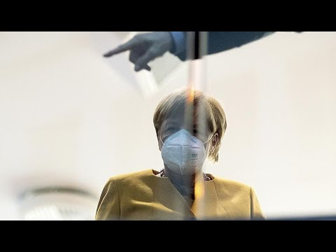 Merkels Corona-Impfstrategie: »Bis dahin müssen wir mi ...