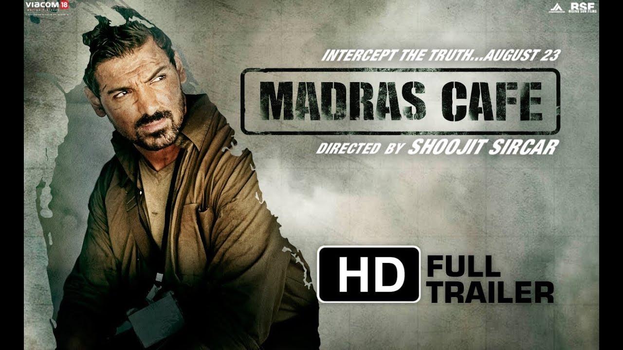 Madras Cafe Official Tamil Trailer – HD | John Abraham | Nargis Fakhri