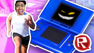 ESCAPING THE NINTENDO DS! | Roblox