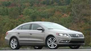 2013 Volkswagen CC - Drive Time Review With Steve Hammes