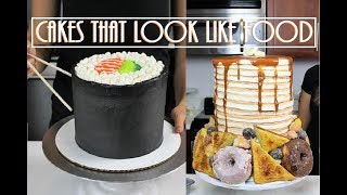 Cakes That Look Like Food: 10 Amazing Cakes | CHELSWEETS