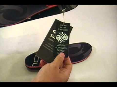 SOLE Softec Ultra heat moldable orthotic insoles