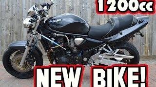 9. NEW BIKE Reveal Video - Bandit 1200