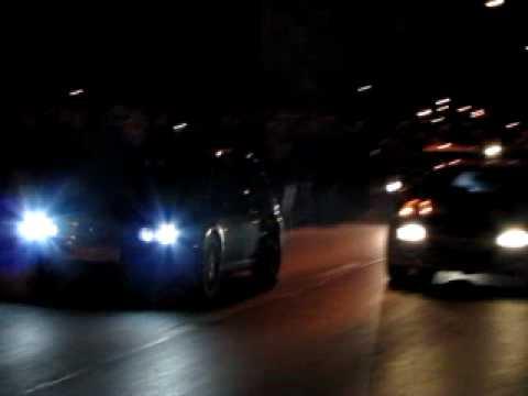40.Spalarnia Golf IV ProTurbo vs Civic 420KM