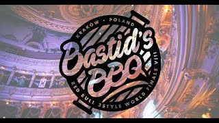 Marc Hype at Red Bull 3style Bastids BBQ Krakow 2018