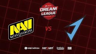Natus Vincere vs J.Storm, DreamLeague Season 11 Major, bo1 [Eiritel & LOST]