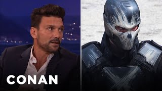 "Video Frank Grillo Really Punched Chris Evans In ""Captain America""  - CONAN on TBS MP3, 3GP, MP4, WEBM, AVI, FLV Juni 2018"
