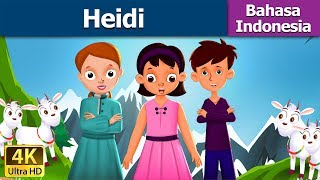 Video Heidi in Indonesian | Dongeng anak | Kartun anak | Dongeng Bahasa Indonesia MP3, 3GP, MP4, WEBM, AVI, FLV Maret 2019