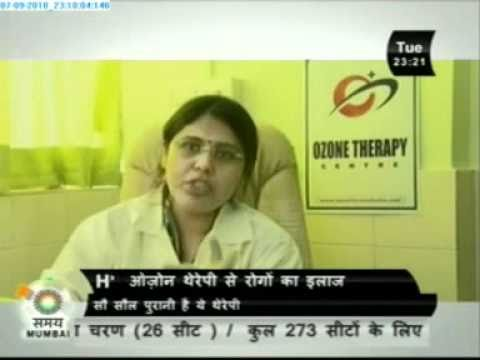 M. D. Vedant on Ozone Therapy