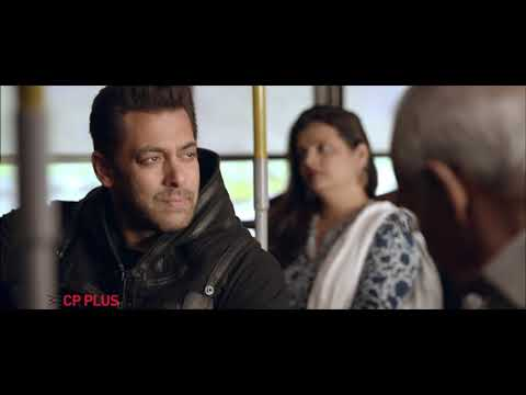 CP PLUS Salman Khan TVC 3 - Bus Monitoring