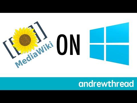 comment installer mediawiki