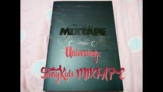 Unboxing: Stray Kids 스트레이 키즈 - MIXTAPE Pre-debut Album (ITA)