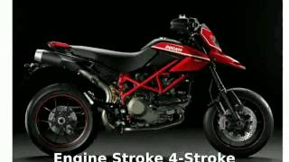 1. 2013 Ducati Hypermotard 1100 EVO SP -  Transmission Specs Engine Info motorbike superbike