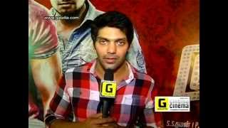 Settai Team Speaks About the Movie
