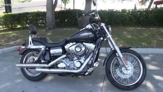 9. 2008 Super Glide Harley Davidson Dyna for sale as seen on Ebay