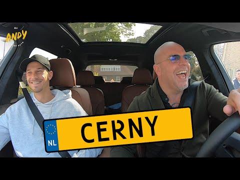 Václav Cerny - Bij Andy in de auto! (English subtitles)