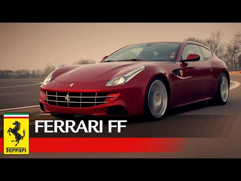ferrari ff - video ufficiale