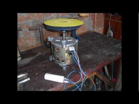 Lixadora caseira/ homemade grinder