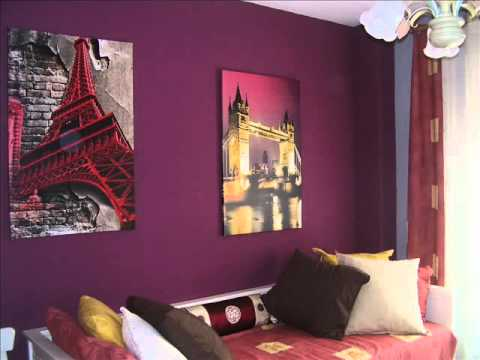 Como pintar una habitaci n paso a paso pasoxpaso net - Tecnicas para pintar una habitacion ...