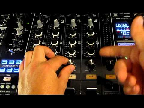 DJ Mixer Equipment Review – Pioneer DJM-900