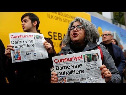 Τουρκία: Νέα επιχείρηση κατά δημοσιογράφων – Στο στόχαστρο η Τζουμχουριέτ – world