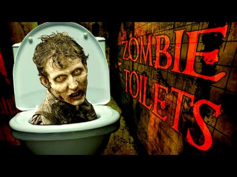 ZOMBIE TOILETS ★ Call of Duty Zombies Mod (Zombie Games)