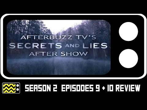 Secrets And Lies Season 2 Episodes 9-10 Review & After Show | AfterBuzz TV
