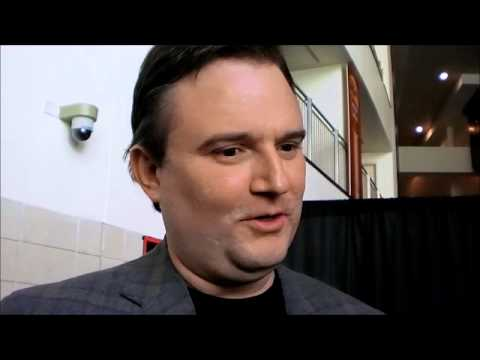 Daryl Morey after James Harden press conference