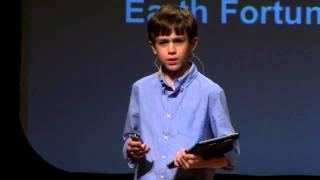 A 12-year-old app developer | Thomas Suarez