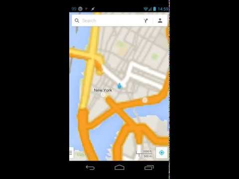 Video of Fake GPS Location Spoofer