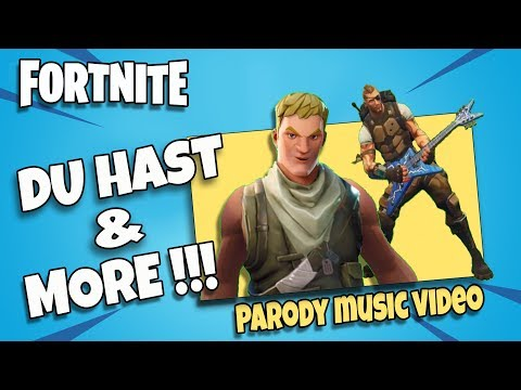Fortnite: Parody AMV